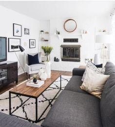 Upea sohvapöytä ja värit 😍