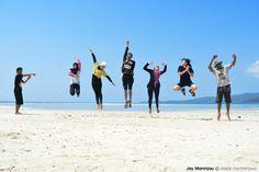 Just enjoy the moment at karimunjawa island