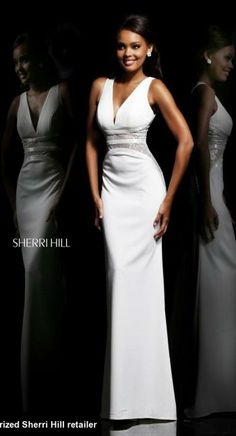 Sherri Hill Dress 11067 | Terry Costa Dallas @Terry Song Costa #sherrihill