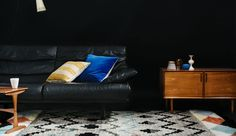 Alanda Sofa by Paulo Piva for B&B Italia featured in one of our recent shoots.