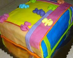 Colour Cake