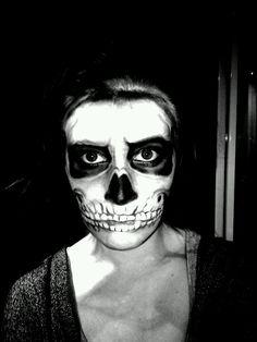 Crâne - skull by me