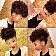 Her hair is all that!!!