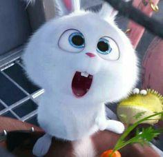 Cute Monsters Drawings, Cute Cartoon Drawings, Cartoon Girl Drawing, Cartoon Pics, Cute Cartoon Wallpapers, Snowball Rabbit, Rabbit Wallpaper, Cute Bunny Cartoon, Cute Boy Photo