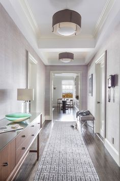 Kiki Dennis - an apartment on the Brooklyn Promenade - desire to inspire - desiretoinspire.net