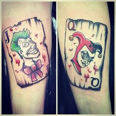 70c61b565 92 Best Harley Quinn and Joker Tattoo images in 2019
