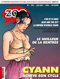 Zoo #54 : Cyann achève son cycle