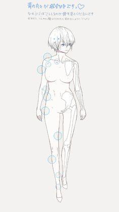 イラストの描き方【ソフトの機能、裏技、塗り方】【随時更新】 - NAVER まとめ Manga Drawing, Figure Drawing, Drawing Sketches, Drawings, Drawing Reference Poses, Art Reference, Roman Fantasy, Drawing Body Proportions, Body Drawing Tutorial
