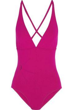 ERES Solaire Orion cutout swimsuit. #eres #cloth #beachwear