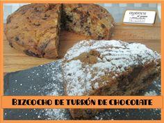BIZCOCHO DE TURRÓN DE CHOCOLATE (VÍDEO AQUI: https://www.youtube.com/watch?v=c0XPOaCLrqQ /// Sígueme también en: Mi canal de youtube, Buscame en Bloger, Facebook, Instagram y Twitter como divertetealcocinar. Recuerda que cocinar puede ser divertido!!! Adios!!!