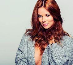 #warm #sweater #redhead #weathergirl  fot. Tomasz Stojek