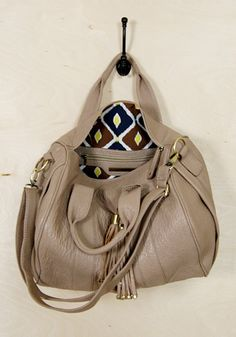 Bastion Bag in Taupe  $49.99