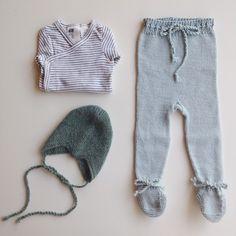 #babystrik #babyknit #djævlehue #strikk #knit