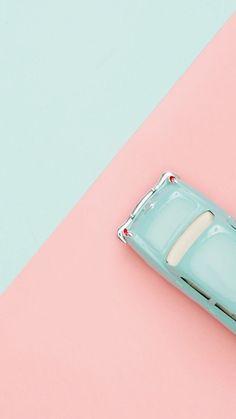 Cute wallpaper, iphone wallpaper, and plain background image Cute Wallpaper For Phone, Wallpaper Iphone Disney, Cute Wallpaper Backgrounds, Tumblr Wallpaper, Colorful Wallpaper, Cool Wallpaper, Mobile Wallpaper, Cute Wallpapers, Logos Color