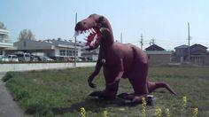 ABI-tech 恐竜シューティング/アロサウルス②