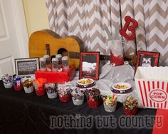 Rock Star Party Ideas | Taylor Swift Birthday Party (including her cats Meredith Grey & Olivia Benson) | NothingButCountry.com