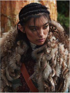 Boho-Warrior (SCMP Style (South China Morning Post Style Magazine))