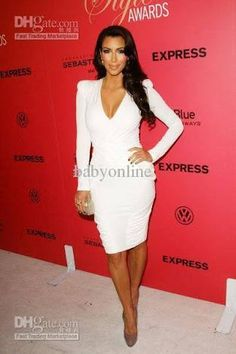 pencil skirt dress kardashian - Pesquisa Google