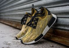 Did you grab a pair this morning? Adidas NMD Runner PK Yellow.  http://ift.tt/215fC7r