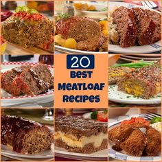 How to Make Meatloaf: 20 of Our Best Meatloaf Recipes | MrFood.com