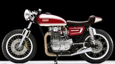 Yamaha - maybe these colors on the cx500