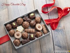 Happy Chocolate Day..