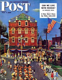 Fourth of July | The Saturday Evening Post