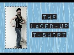 The Laced-Up T-shirt