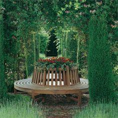 20 Creative Garden Benches Inspiring New Ideas For Garden Design