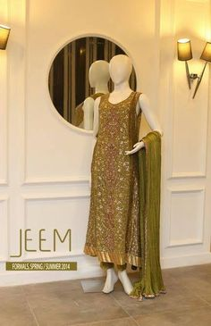 Jeem Formal Collection at Fashion Pakistan Lounge Pictures