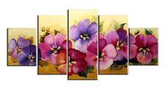 Arte Floral, My Flower, Flower Art, Flowers, Diy Wall Art, Canvas Wall Art, Diy Wand, Painting Frames, Poppies