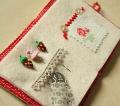 Why Not Sew?: My Needle Book From nanaCompany (Amy's) Tutorial