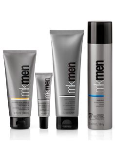 Smoothed. Soothed. Protected. Clean Face Solutions for Every Man Set includes: MKMen® Daily Face Wash MKMen® Shave Foam MKMen® Advanced Eye Cream MKMen® Advanced Facial Hydrator Sunscreen Broad Spectrum SPF 30*. | Mary Kay