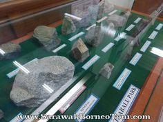 Kinabalu Park, Sabah Kinabalu Park, Minerals