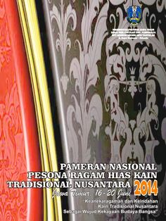 Pameran Nasional, Ragam Hias Kain Tradisional Nusantara di Museum Mpu Tantular Sidoarjo