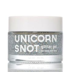 It looks like hair and body gel, but seriously it's silver Unicorn Snot. What a fun gift from the team at Gifts Australia