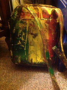 Jamaican side baggy