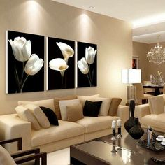 Please visit postingan Decoracion De Salas Modernas Imagenes To read the full article by click the link above. Rooms Home Decor, Living Room Interior, Home Living Room, Living Room Decor, Dining Room, Interior Livingroom, Apartment Living, Beige Living Rooms, Small Living Rooms