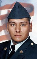 Army Spc. Adolfo C. Carballo  Died April 10, 2004 Serving During Operation Iraqi Freedom  20, of Houston; assigned to 1st Battalion, 21st Field Artillery Regiment, 1st Cavalry Division, Fort Hood, Texas; killed April 10 when shrapnel struck him in Baghdad.