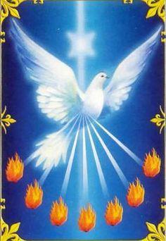 o espírito santo e deus | desde o nosso batismo o espírito santo habita em nossa alma e produz ...