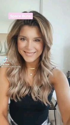 Easy Hairstyles For Long Hair, Creative Hairstyles, Different Hairstyles, Pretty Hairstyles, Girl Hairstyles, Girl Hair Dos, Hair Hacks, New Hair, Hair Inspiration