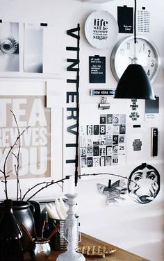 white life ©: Do you like to have a pictures wall as an eye catcher?
