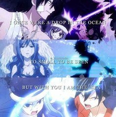 Gruvia! I do not want her to die!! I wanted Gruvia!!