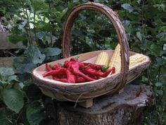 Sussex Trugs.....the perfect garden baskets!