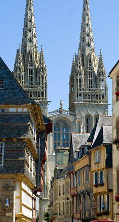Plongez au coeur de Quimper, charmante cité médiévale