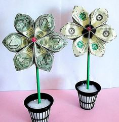 Easy money flower fast tutorial origami dollar diy it is a very easy money origami money flower origami flower money bouquet money lei wedding flower gift for her flower decoration flower ornam mightylinksfo Image collections