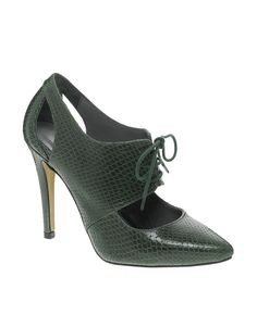 Check out and shop these ASOS Antipodium For ASOS Peep Hole Shoe at http://rstyle.me/~NrQB