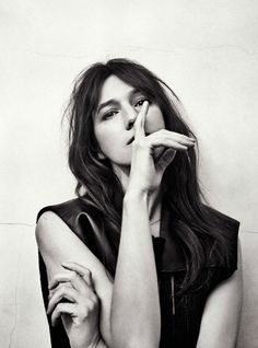 Charlotte Gainsbourg by Sebastian Kim.#Repin By:Pinterest++ for iPad#
