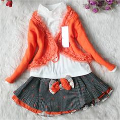 Stylish Autumn wear....To buy this go to http://happiefeet.in/Autumn-Winter-depid-133780-page-1.html