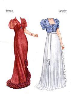 Jeanette MacDonald's Wedding 1937 (3 of 4) by Brenda Sneathen Mattox | Fancy Ephemra